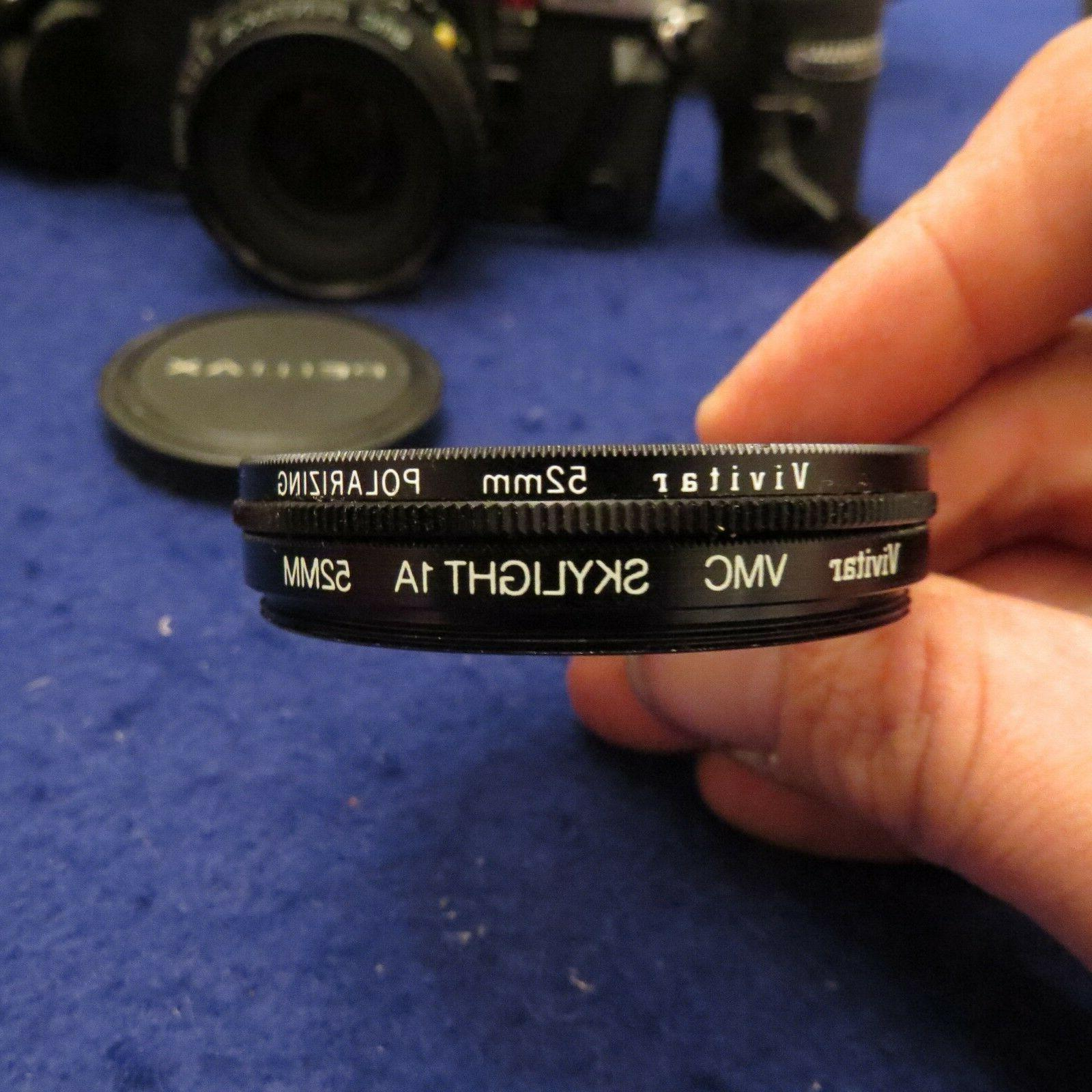 Pentax SLR Camera SMC 50mm f1.7