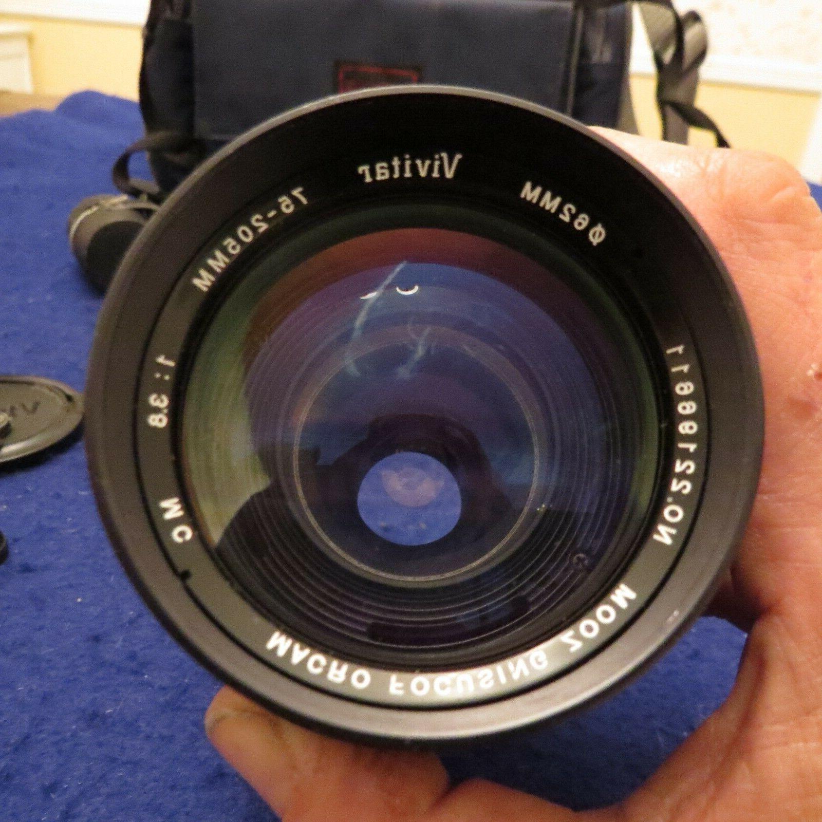 Pentax Program SLR 50mm