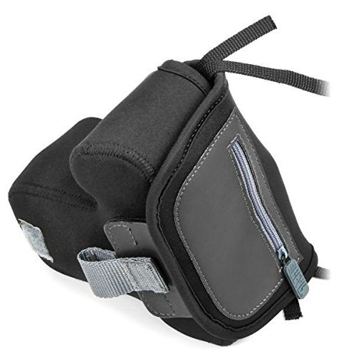 USA DSLR Camera Holster Resistant Neoprene Fabric Accesory T6, T6i