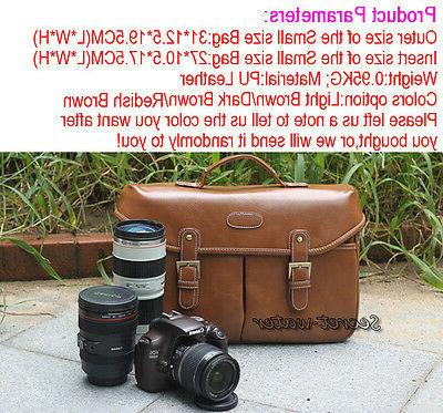 PU DSLR Camera Messenger For Nikon Sony