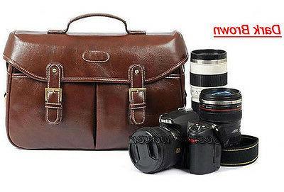 PU DSLR Messenger Nikon Sony
