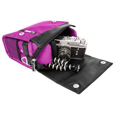 Purple DSLR GoPro Nikon Canon