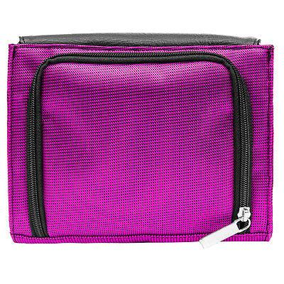 Purple VanGoddy Compact Shoulder Bag For GoPro Nikon Canon
