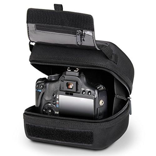 quick access dslr hard shell