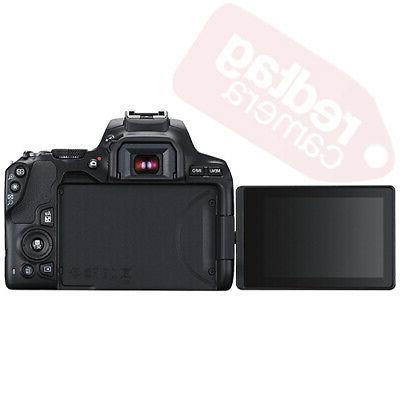 Canon EOS 250D Rebel SL3 + Piece
