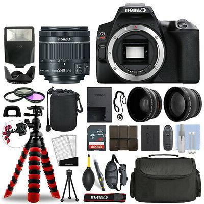 rebel sl3 dslr camera with 18 55mm