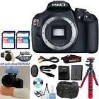 Canon Rebel T5 Camera Digital SLR Body Only Kit + 64GB Memor