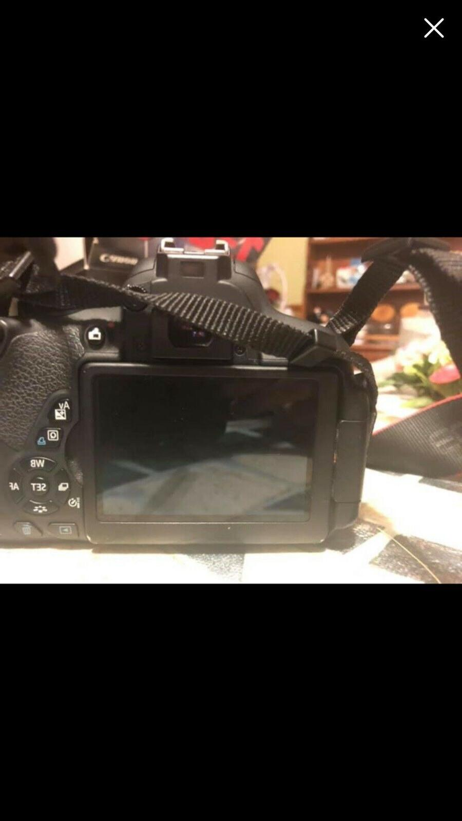 Canon T5i Camera With Lens, Box, Booklet