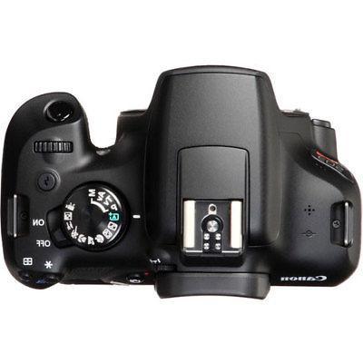 Canon / 1300D DSLR 18-55mm Kit + Value Bundle