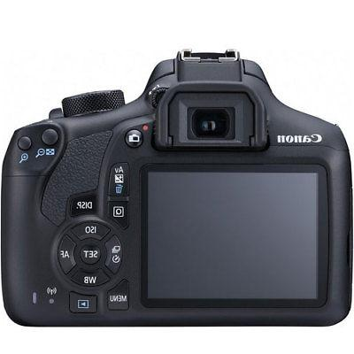 Canon 1300D DSLR Camera + 18-55mm Lens + 32GB Bundle