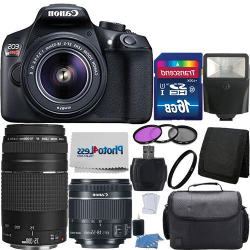 rebel t6 digital slr camera 18 55mm
