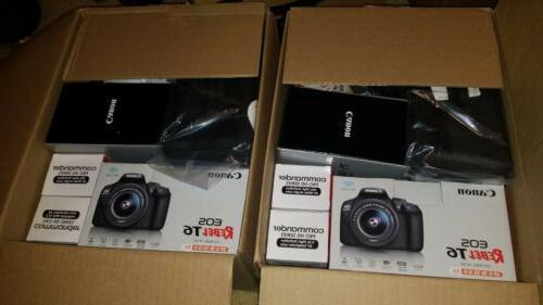 Canon SLR Camera NEW