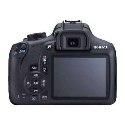 Canon T6 SLR + IS Lens Kit