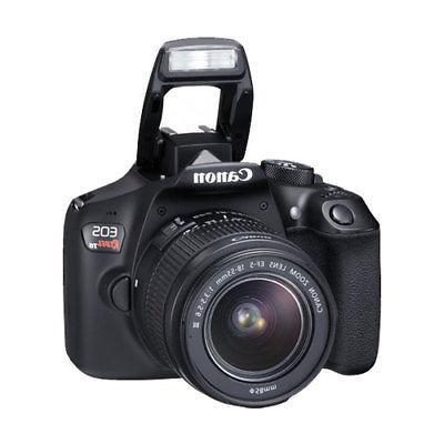 Canon Rebel Digital SLR Camera IS STM Lens + Kit