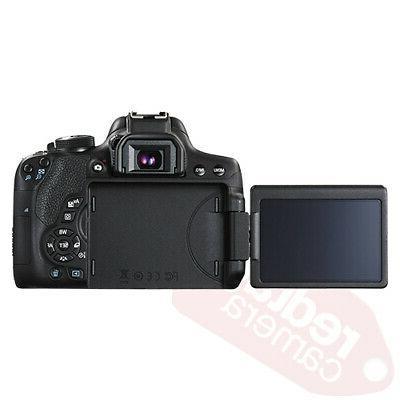 Canon Rebel Camera with 18-55mm 16GB 3 Accessory
