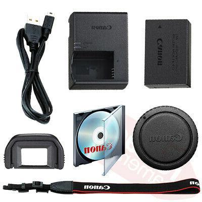 Canon Camera STM+ 16GB 3 Lens Accessory