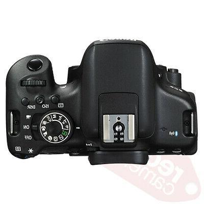 Canon Camera with 16GB 3 Ultimate Accessory