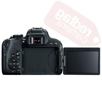 Canon Rebel T7i 24.2MP Digital SLR Body