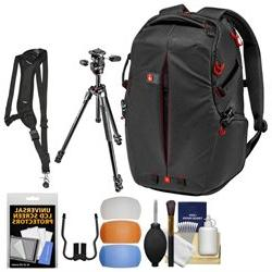 Manfrotto RedBee 210 Digital SLR Camera Backpack & 290 Xtra