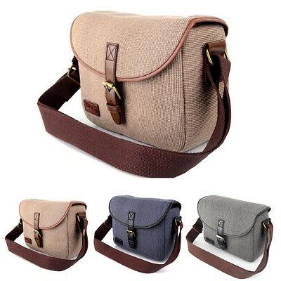 oxford cloth shoulder retro for dslr waterproof