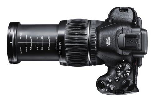 FUJIFILM Digital X-S1 12MP EXR-CMOS angle24mm Zoom F