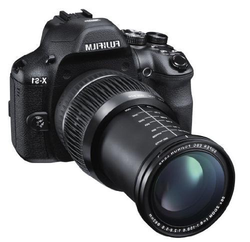 FUJIFILM Digital X-S1 12MP EXR-CMOS F