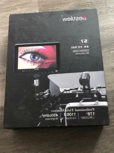 s7 4k camera hdmi hd monitor video