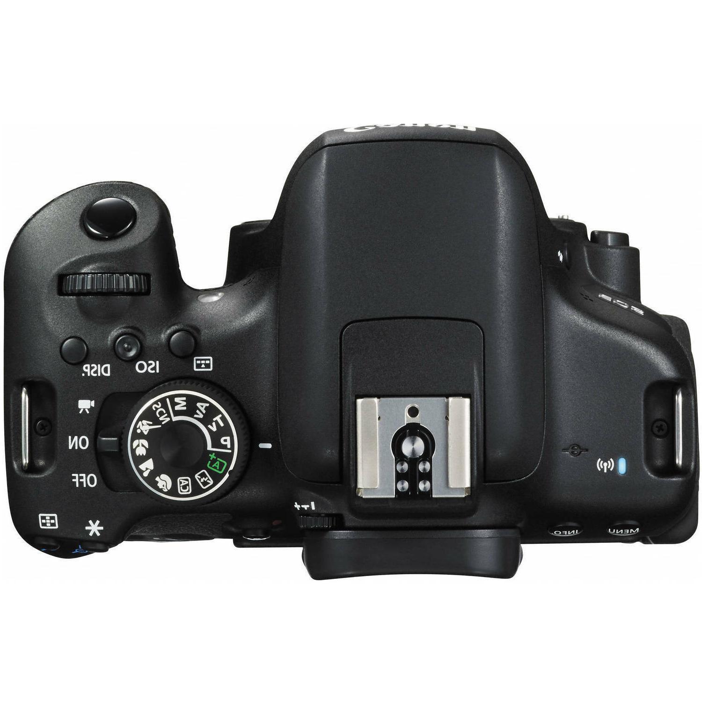 Black Sale Canon Rebel T6i 750D T Camera Black Deal