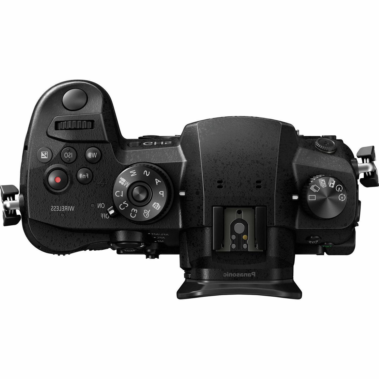 Sale Panasonic Lumix Dc-Gh5 Mirrorless Four System Deal