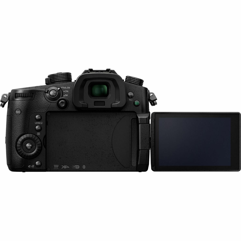 Sale Lumix Dc-Gh5 Mirrorless System Camera