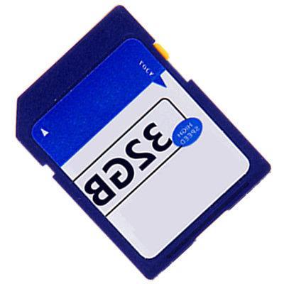 SD Card 32G 6 DSLR Video Camera Dash Card