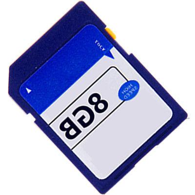 SD Card 256MB 32G 16G 8G Class 6 DSLR Camera Card