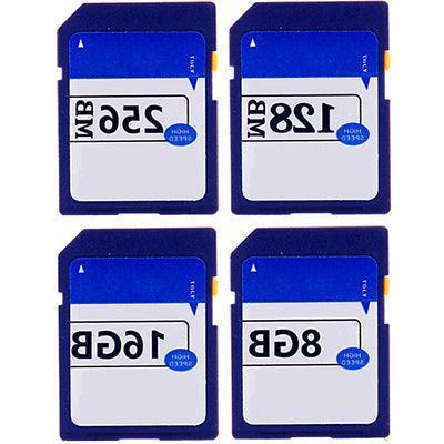 SD Card 6 Camera Dash Cam Card