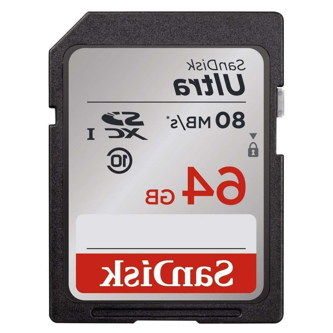 Memory Ultra UHS-I For Nikon DSLR