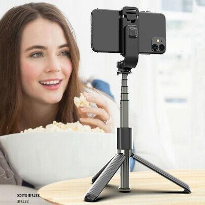 Selfie Stick With Screw DSLR SLR Camcorder