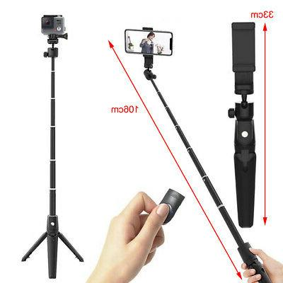 Selfie Tripod Cellphone/Camera with Bluetooth