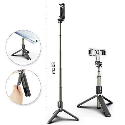 Selfie Stick Tripod Extendable + For Camera