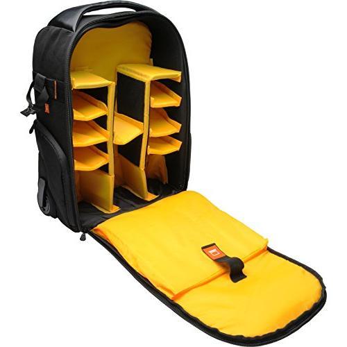 Vivitar DSLR Camera Backpack with