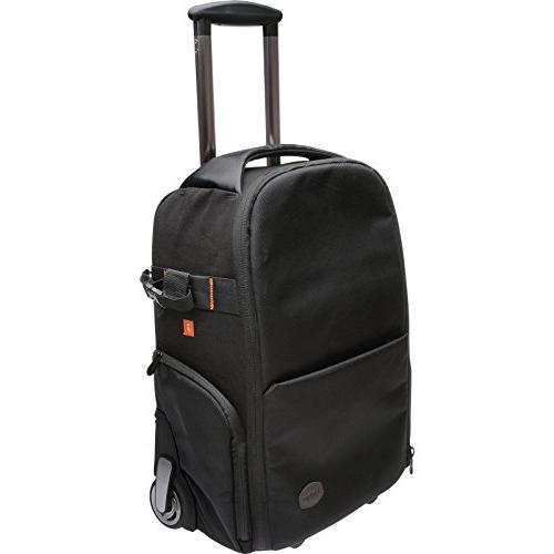 Vivitar Trolley DSLR Backpack with