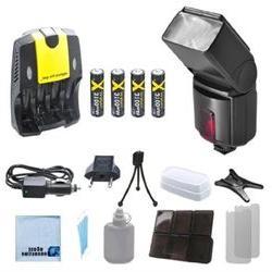 Pro Series 500EX Digital DSLR Dedicated Flash AF Flash for C
