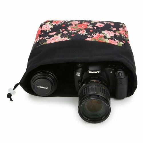 Koolertron DSLR Bag Case For Canon Nikon