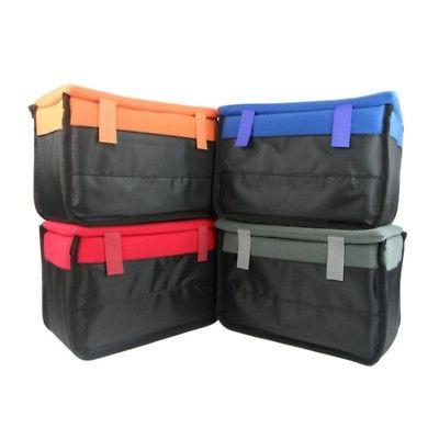 Shockproof Camera Padded Case Partition