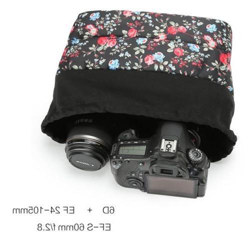 Shockproof DSLR SLR Camera Bag Lens Case