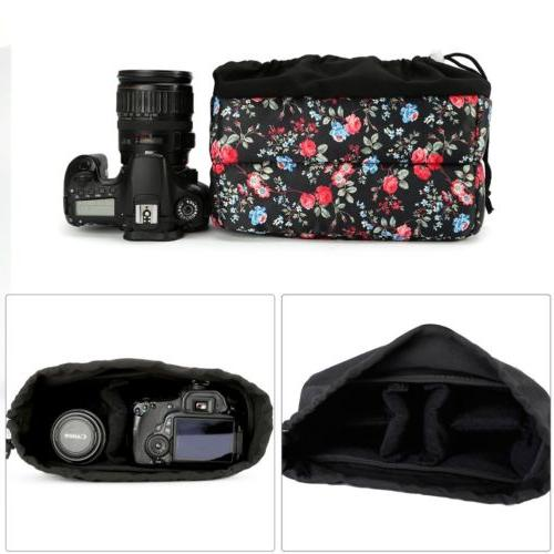 Shockproof DSLR SLR Bag Insert Lens Case