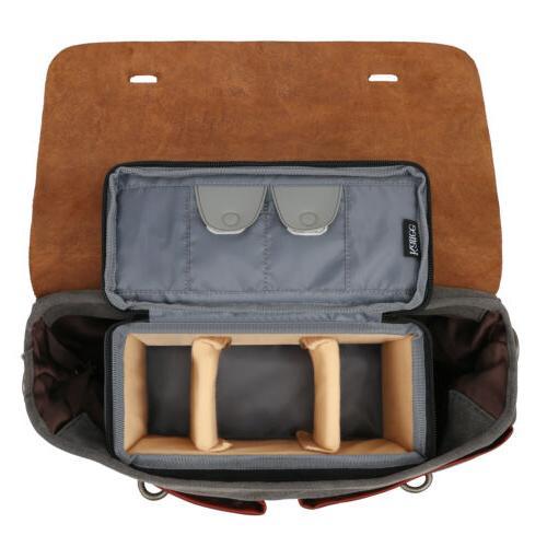 Shockproof SLR Camera Bag Insert Soft Protection Case