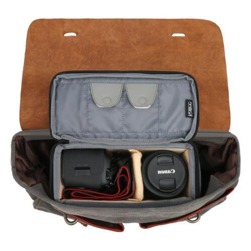Shockproof DSLR Bag Soft Protection