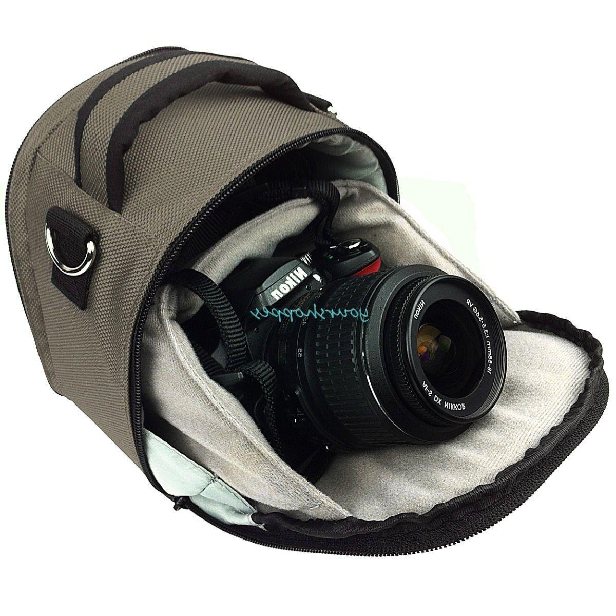 VanGoddy Shoulder Camera For Canon Powershot SX740 D3500