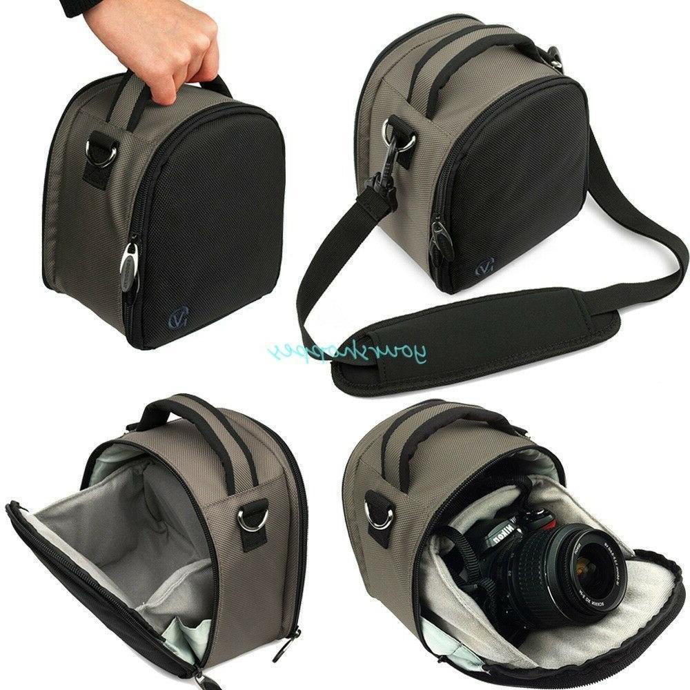 shoulder bag dslr camera case for canon