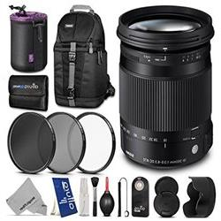 Sigma 18 300mm f 3.5 6.3 DC Macro OS HSM C Contemporary Lens