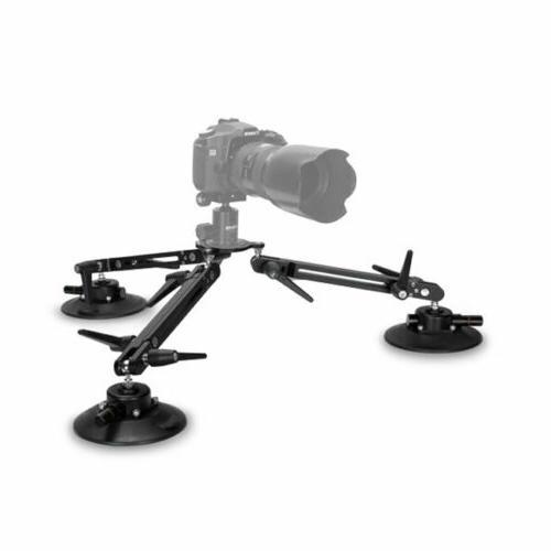 SK-1 Professional Video Pad Cup Car DSLR Camera Gripper stock